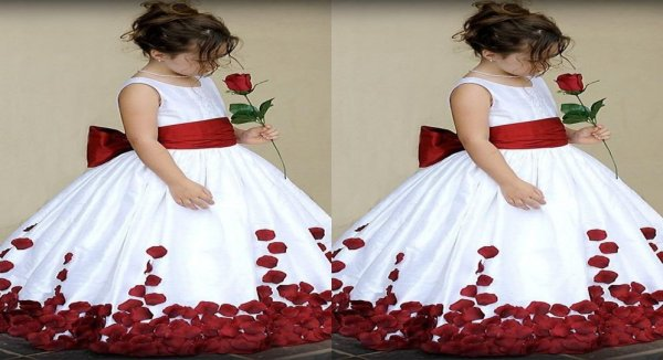 Girls Dress for wedding